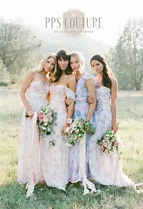 pps couture bridesmaid dresses by plum pretty sugar With print bridesmaid dresses for beach wedding