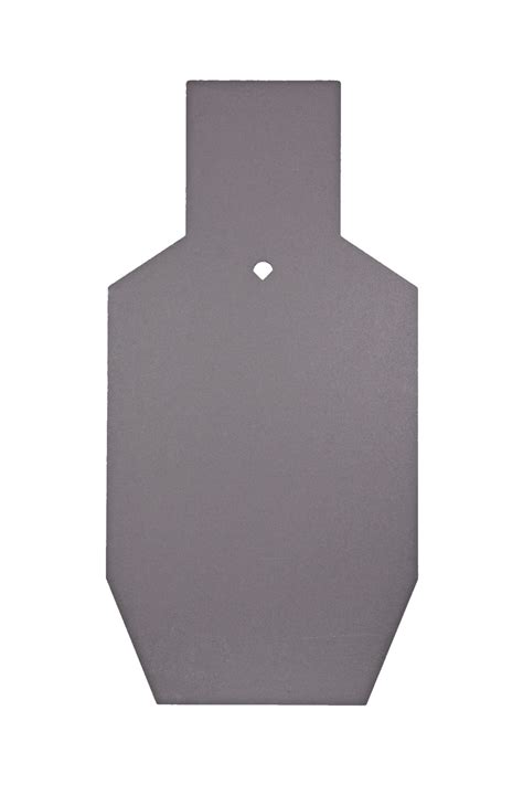 cts targets ipsc silhouette steel target