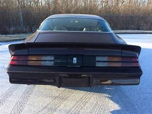 1981 Chevy Camaro Berlinetta