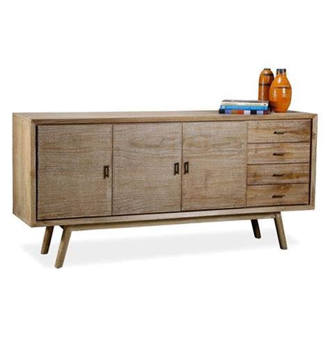Whitewash Buffets Sideboards by Cape Cod Whitewash Coastal Modern Sideboard Media