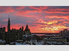 Ottawa, Canada's center of government, is Cool with a