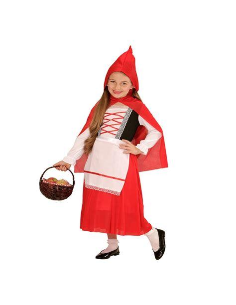 Disfraz Caperucita Roja Niña Tienda de Disfraces Online
