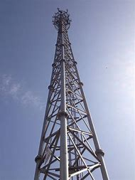 Triangle Antenna Tower