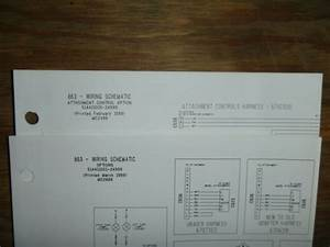 Bobcat 863 Skid Steer Electrical Wiring Diagram Schematic