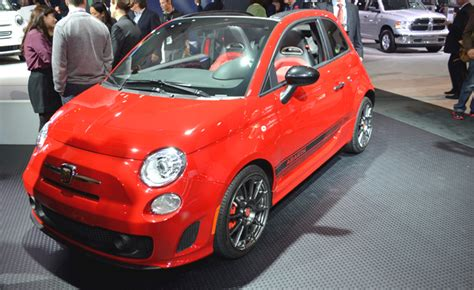 Fiat 500 Abarth Automatic by Fiat 500 Abarth To Get Automatic Transmission 187 Autoguide