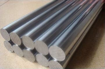 stainless steel guide bar hydraulic pillar column