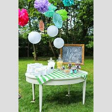 Sweet 16 Outdoor Movie Party Sources And Howto's  Less