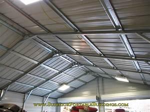 96 Metal Garage Inside Perfect Combo Metal Building