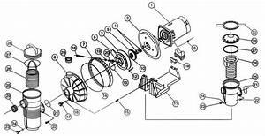 Pentair Challenger High Flow Pump Parts