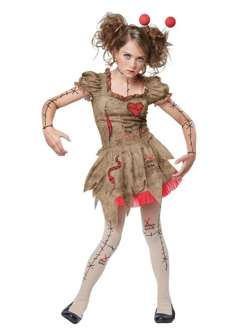 voodoo dolly tween costume scary costumes