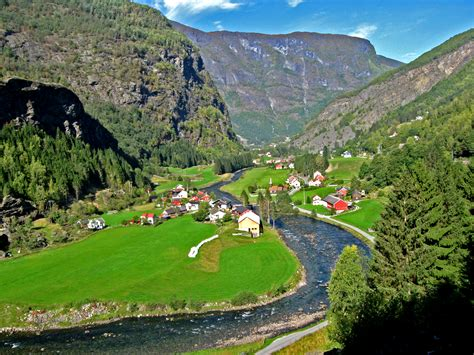 Flåm Norway The Tiny Village With Massive Appeal Where