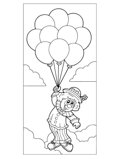 Kleurplaat Ballon Met Mandje En Baby by Kleurplaat Baby Met Ballonnen Tropicalweather