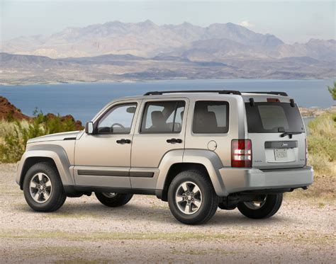 old jeep liberty 2008 jeep liberty suv will start at 20 990 is it uglier