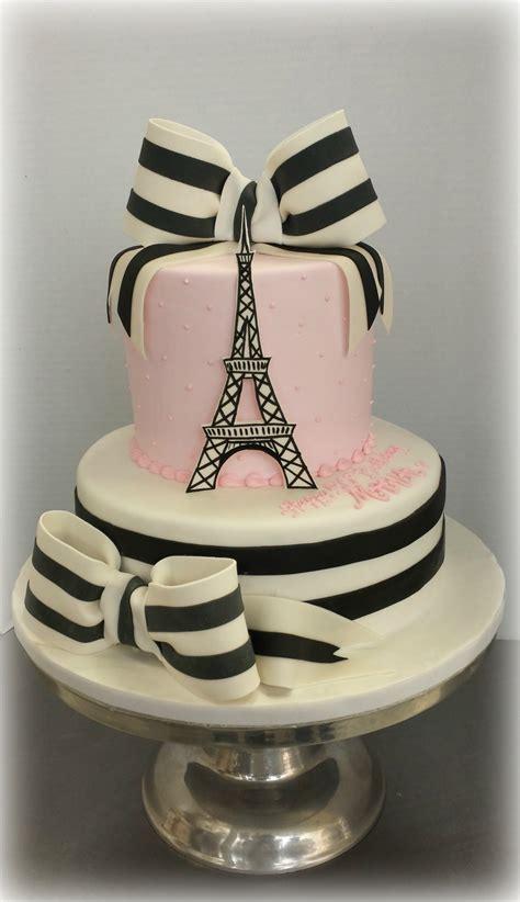 Paris Flair For Milestone Birthday