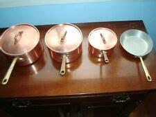 copper cookware  sale ebay