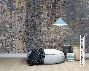 Moderne Tapeten 2015 : tapete korrosion unlasting jazzis view ~ Watch28wear.com Haus und Dekorationen