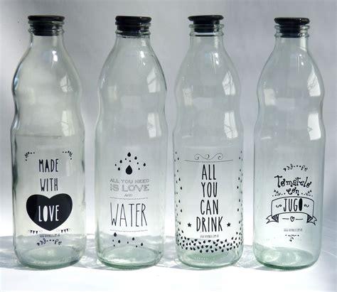 nuevos dise 241 os botellas de vidrio de 1 litro frascos botellas de vidrio botellas y