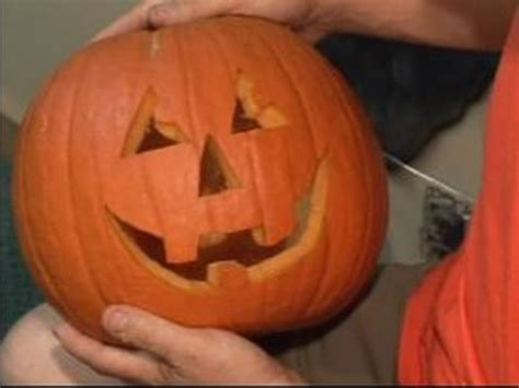 How To Carve A Pumpkin For Halloween  Tips For Making A
