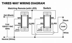 Wiring Diagram For Leviton Dimmer Switch