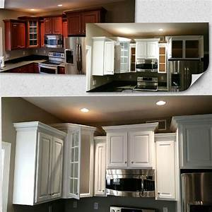 house painting ideas for the kitchen how to paint With best brand of paint for kitchen cabinets with mailing address stickers