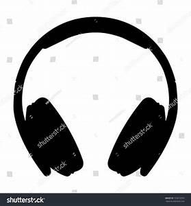 Headphones Icon Stock Vector 155812055 - Shutterstock