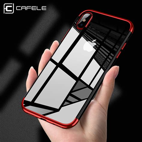casing iphone 7 3d apple and x custom cover iphone x high end fashion transparent plated for