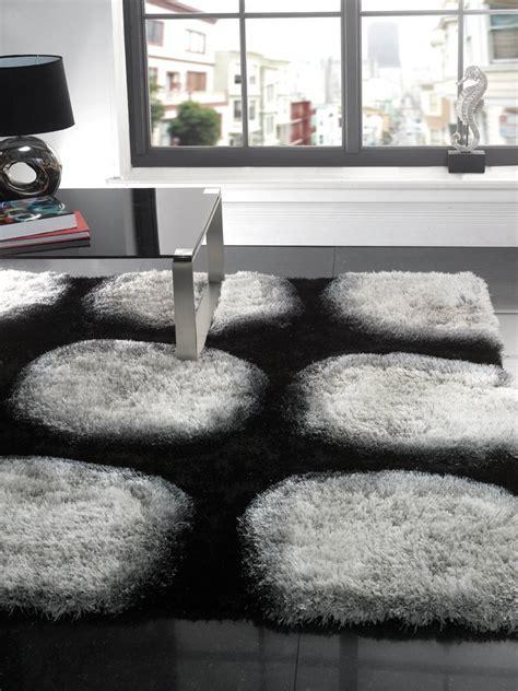 area rugs black interior black and white rug for minimalist home design 1335