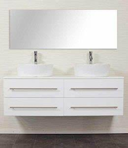 Badmöbel Mit Aufsatzwaschbecken : doppelwaschtisch mit unterschrank doppelwaschbecken ~ Frokenaadalensverden.com Haus und Dekorationen