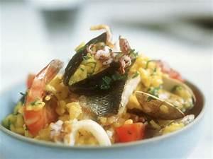Fisch Mit H : spanische reispfanne mit fisch und meeresfr chten paella rezept eat smarter ~ Eleganceandgraceweddings.com Haus und Dekorationen