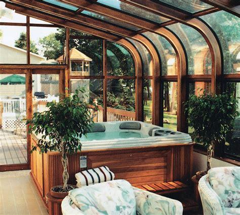 Sunroom Hot Tub, Spa Room Ideas  Maryland Sunrooms