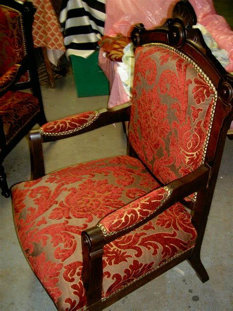 Antique Upholstery by Furniture Restoration Reupholstery Schindler S