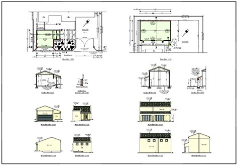 Building Plans Garage  Getting The Right 12×16 Shed Plans