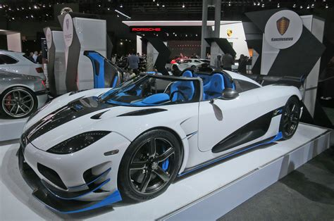 koenigsegg canada best cars of the 2017 new york auto show carnow portal