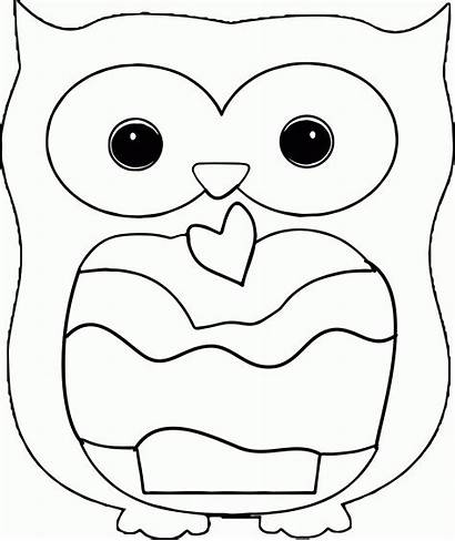 Coloring Pages Cupcakes Cupcake Owl Popular