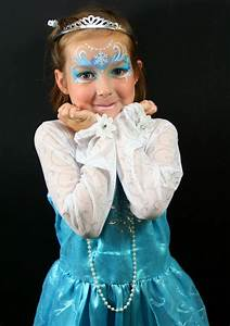 Schminken Elsa Eiskonigin Tutorial Kinderschminken Die Eisk Nigin