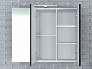Spiegelschrank Bad 120 Cm : spiegelschrank milano 120 cm schwarz hochglanz bad spiegelschr nke ~ Bigdaddyawards.com Haus und Dekorationen
