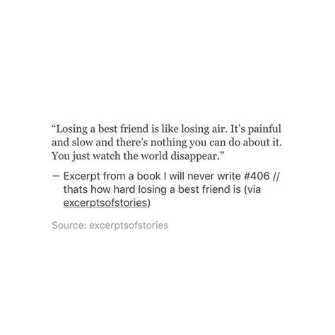Search Quotes Losing Best Friend