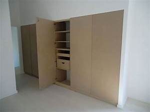 Construire Un Placard : 4 tapes pour construire votre placard sur mesure hello ~ Premium-room.com Idées de Décoration