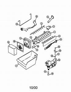 Maytag Ice Maker Kit Parts