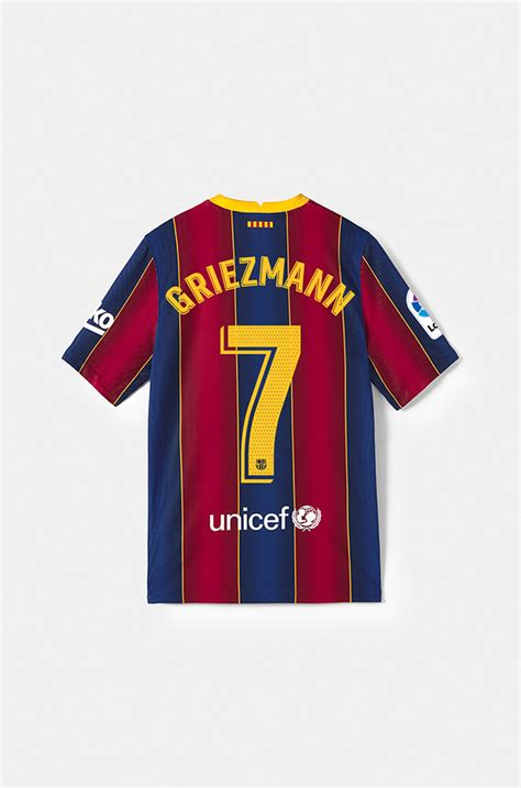 MATCH Shirt 20/21 - La Liga - GRIEZMANN | HOME 20/21 | New ...