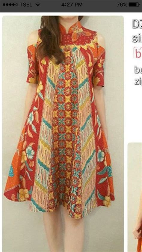 model dress batik anak batik dress anak model