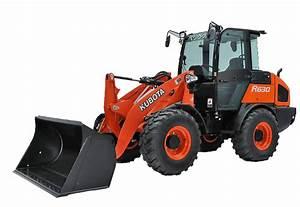 Wheelloaders Models R630