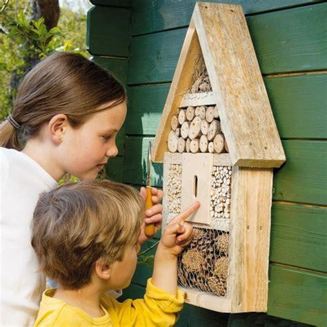 bauen mit kindern insektenhotel selber bauen 69 ideen und bauanleitungen