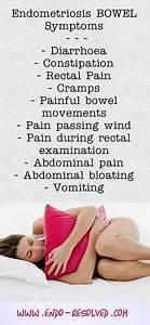 Endometriosis Bowel Symptoms