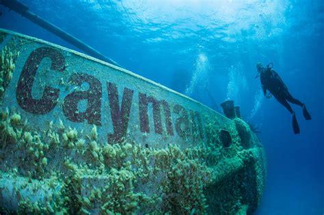 cayman islands announces  international scuba