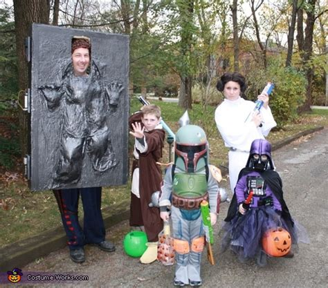 Neil Patrick Harris Halloween Star Wars by Star Wars Family Costume