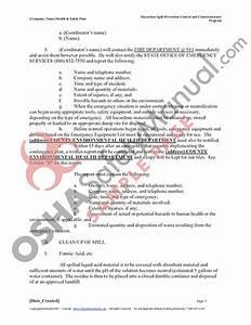 Hazardous Spill Prevention Control  U0026 Countermeasure