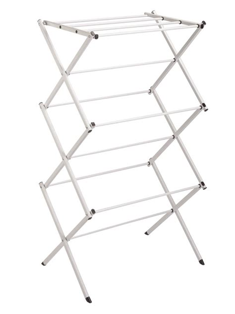 compact folding drying rack urban clotheslines