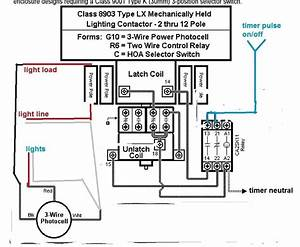 Ge Lighting Contactor Cr460b Wiring Diagram