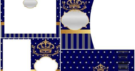 golden crown  blue  diamonds  printable wedding